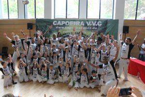 Evento Mai 2016 Capoeira V.V.C.