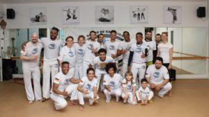 Trainingsraum Capoeira V.V.C.