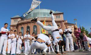 Roda de Rua Capoeira V.V.C. Mainz